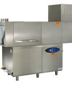 Máy rửa bát sấy khô băng chuyền phải sang trái OBK 1500