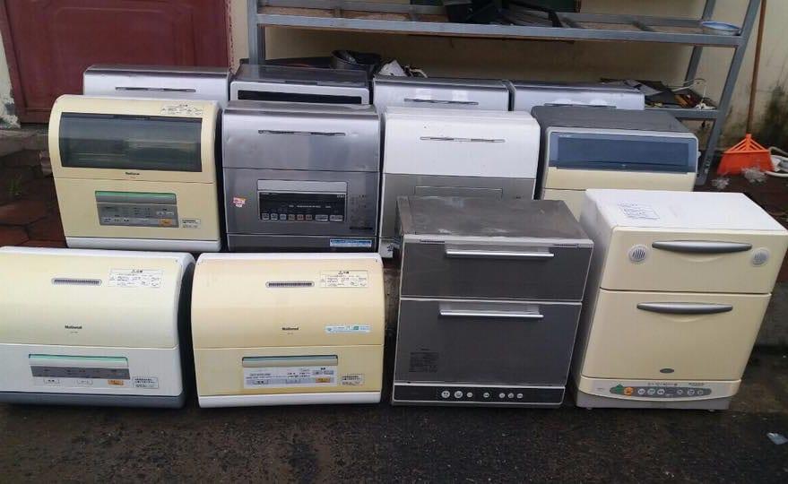 giá máy rửa bát nhật bãi