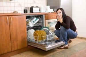 sử dụng máy rửa bát tiết kiệm