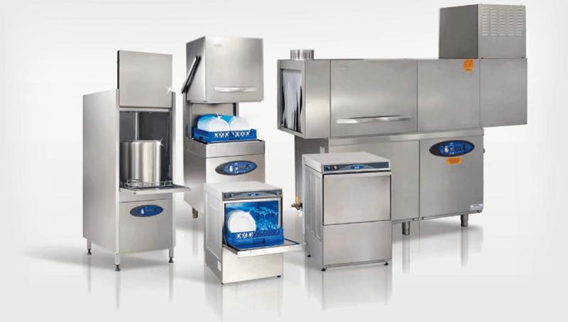 ưu điểm của các dòng máy rửa bát công nghiệp