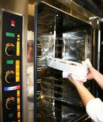 lò nướng EKA thay thế bếp than đá công nghiệp