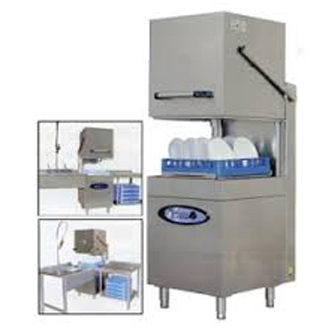 máy rửa bát công nghiệp không băng chuyền