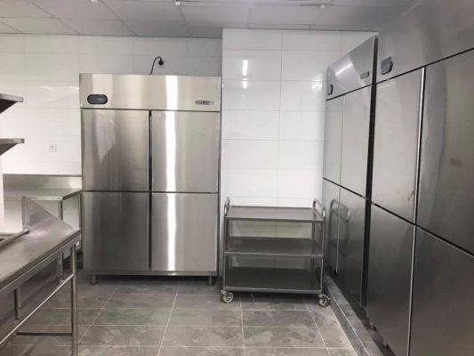 Sử dụng tủ đông công nghiệp hiệu quả