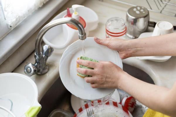 cách rửa bát an toàn hiệu quả