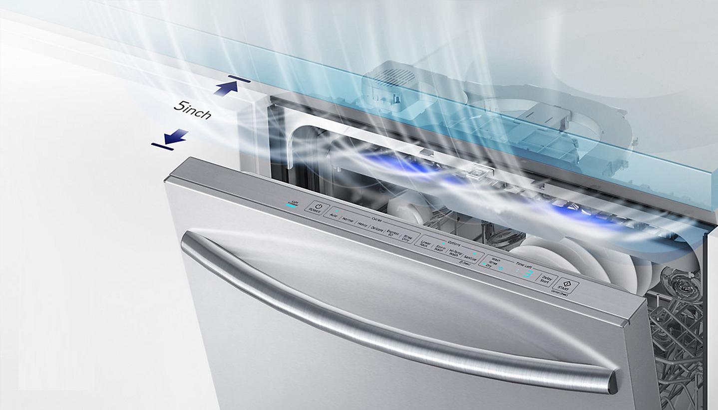 cách ra đồ của máy rửa bát