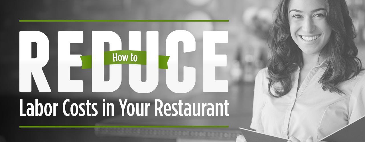 Cách tính chi phí lao động trong nhà hàng của bạn